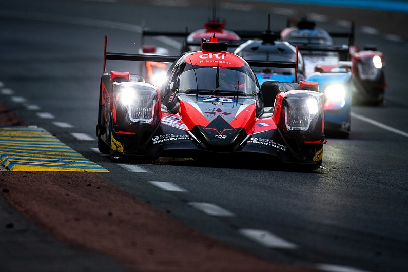 2020 Le Mans 24 Hours Schedule Released Free Practice Extended Wec Autosport
