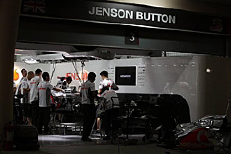 McLaren breaks curfew ahead of Spanish Grand Prix
