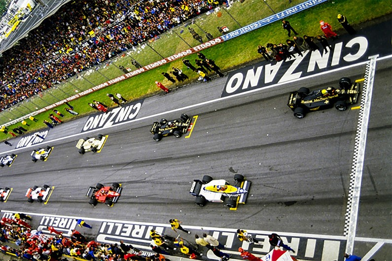 Be at the first F1 race at Imola since 2006 - Motor Informed