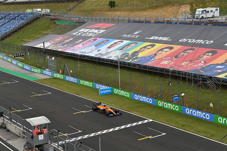 "Norris: F1 races feel ""more like Formula Renault"" without fans - Motor Informed"