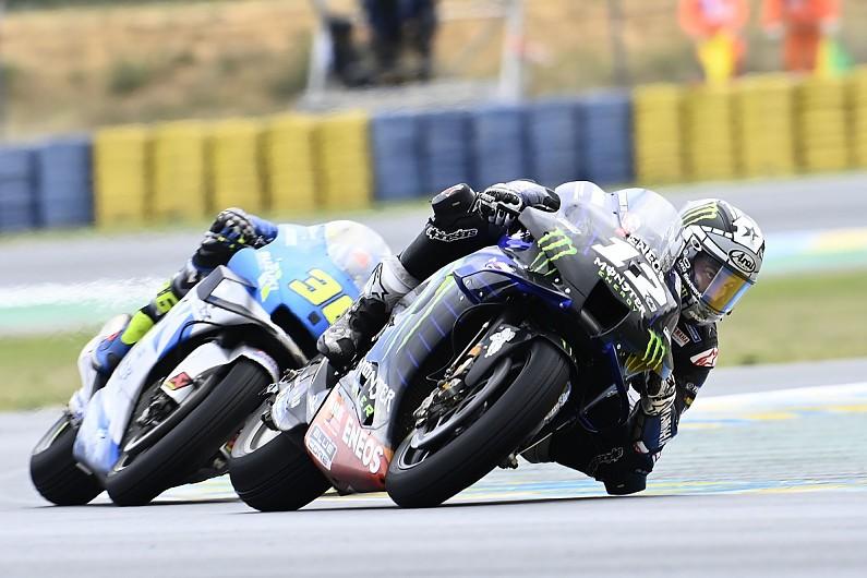 "Vinales ""more positive"" after difficult MotoGP French GP for Yamaha - Motor Informed"