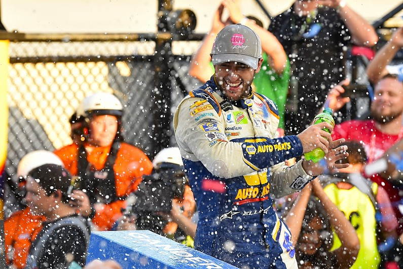Elliott: Dover NASCAR Cup win sweeter after I gave away '17 victory - NASCAR - A...