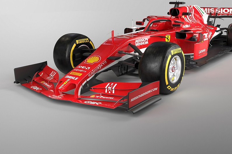 why ferrari's 2019 f1 front wing test was of limited use - f1