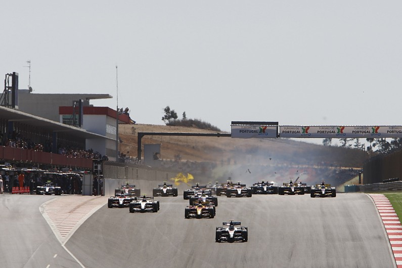 Imola F1 Return To Run Over Two Day Weekend Algarve Nurburgring Confirmed F1 Autosport