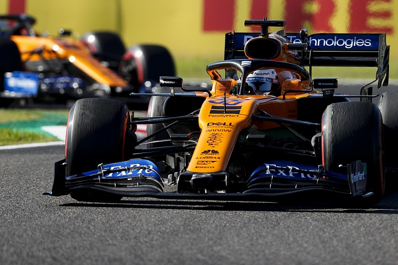 McLaren still plans to introduce F1 updates at remaining 2019 races