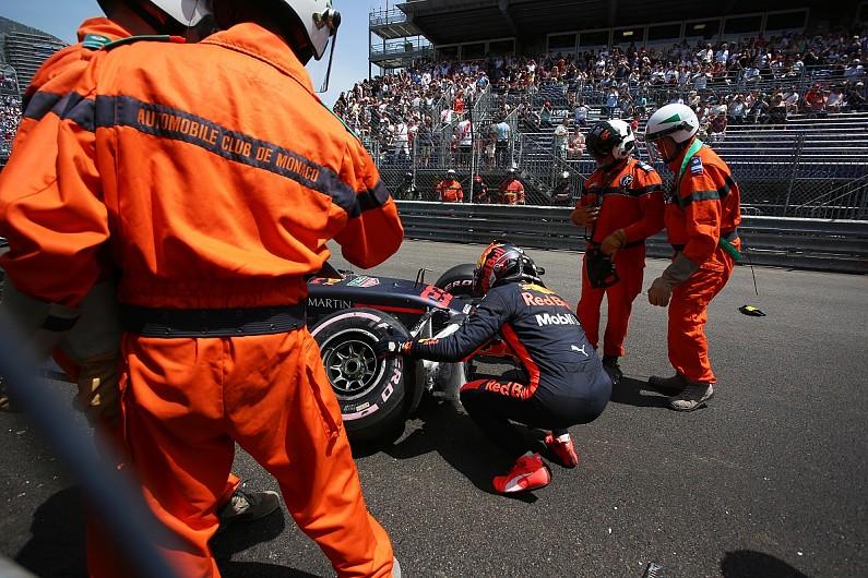 Verstappen's repeated Monaco error shows he's not learning - Perez