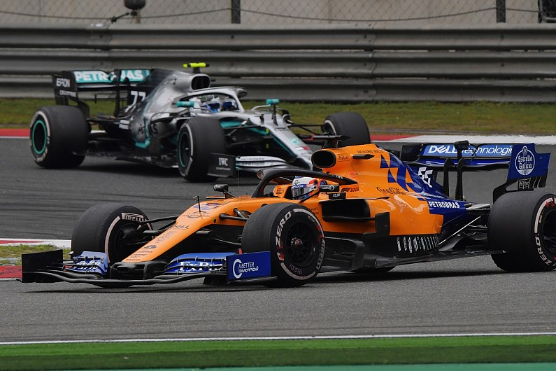 McLaren's deal to use Mercedes F1 engines again from 2021 ...