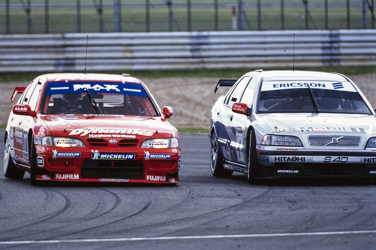 When Neal spurned a factory Volvo seat - BTCC - Autosport Plus