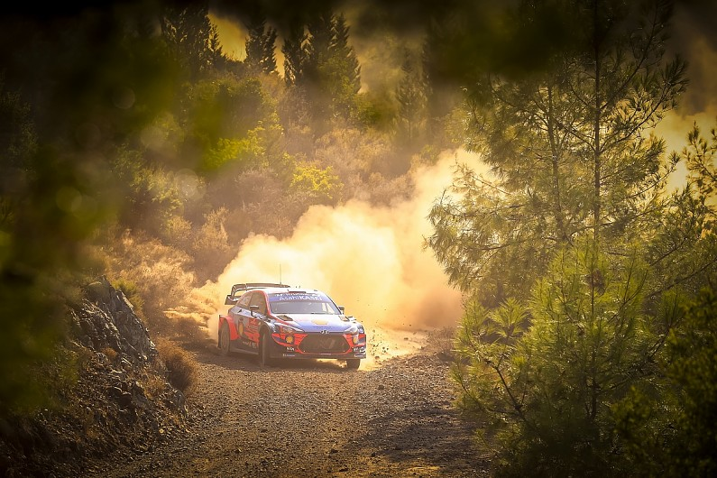 WRC Rally Turkey: Evans claims cautious victory in attritional final day - Motor Informed