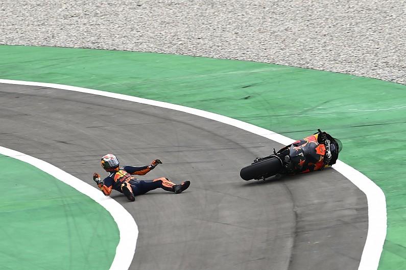 "KTM's Espargaro has ""never been so inconsistent"" in a MotoGP season - Motor Informed"