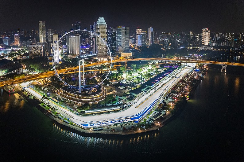comprare on line 2be6d 6f352 Promoted: An overview of the FORMULA 1 2018 SINGAPORE ...