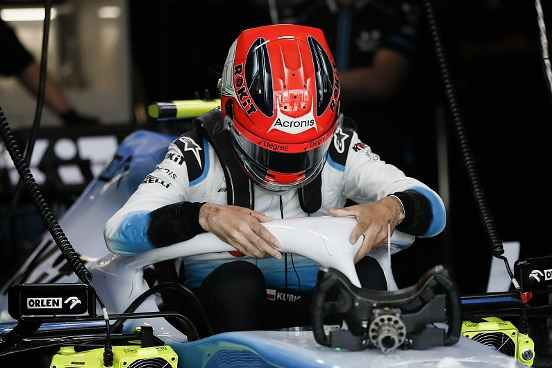 897100cc343 Kubica: Williams F1 woes cast