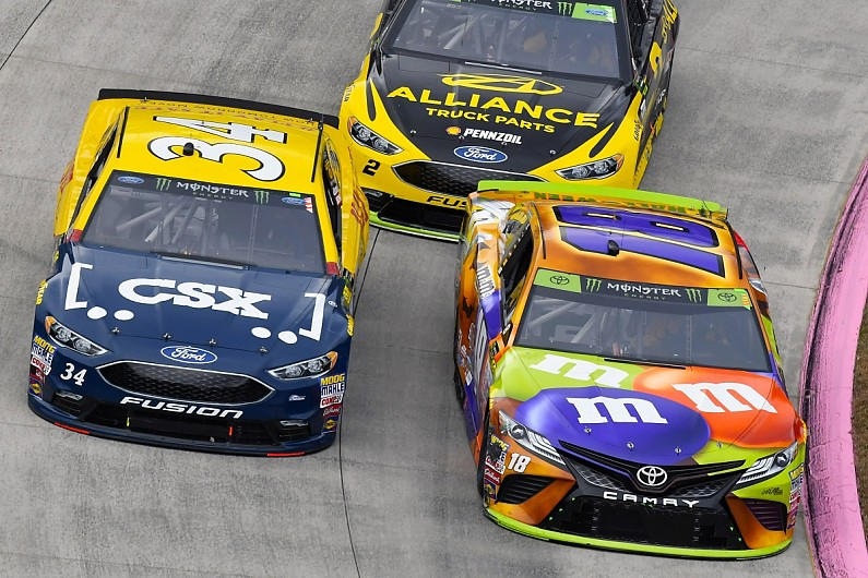 Front Row Rules Out Toyota Nascar Alliance Likely Stick With Ford Nascar Autosport