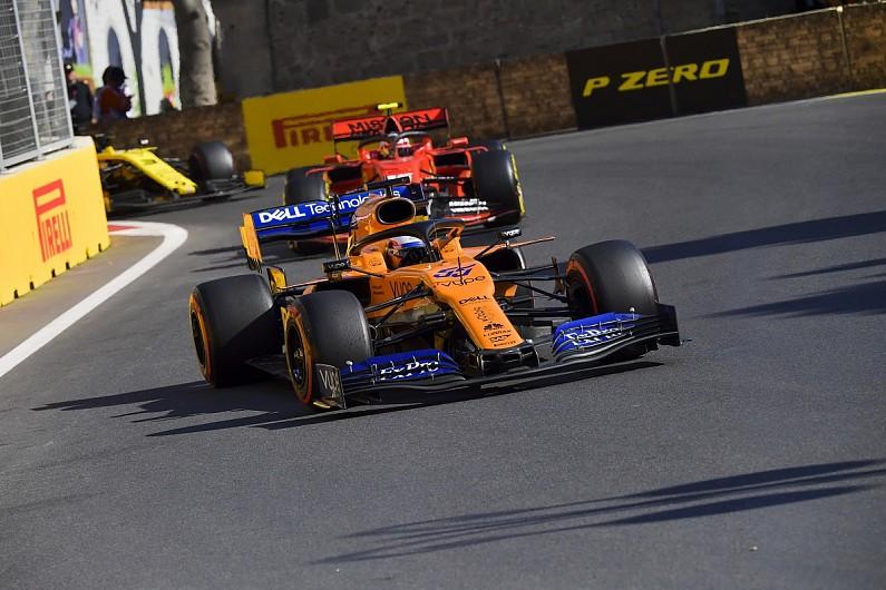 McLaren F1 boss sceptical over Ferrari's mule car tyre test stance