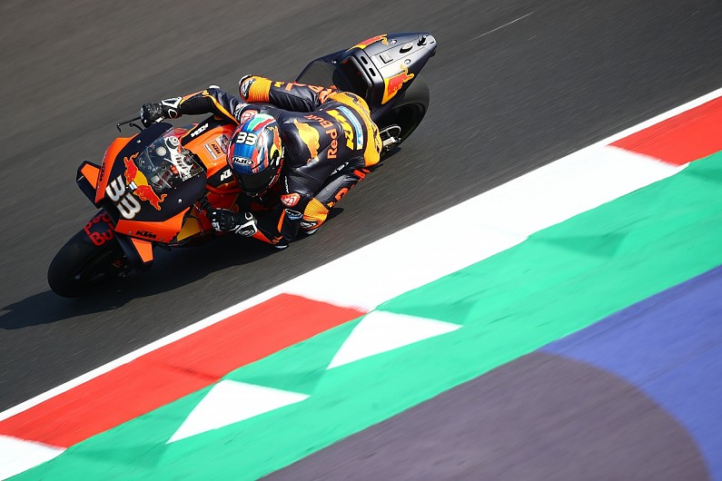 Emilia Romagna MotoGP: Binder edges Nakagami in tight FP2 at Misano - Motor Informed