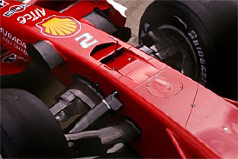 Ferrari Show Off Radical New Nose Cone F1 Autosport