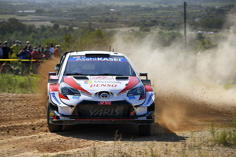WRC Rally Italy: Sordo retains Sardinia lead over Ogier - Motor Informed