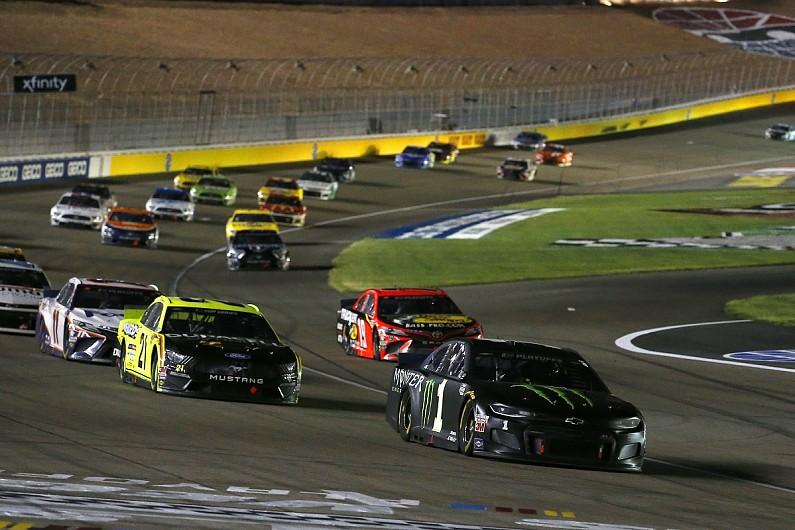 NASCAR Las Vegas: Kurt Busch takes playoffs wins in overtime - Motor Informed