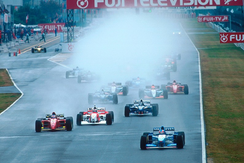 race of my life jean alesi on the 1995 japanese grand prix f1 autosport race of my life jean alesi on the 1995