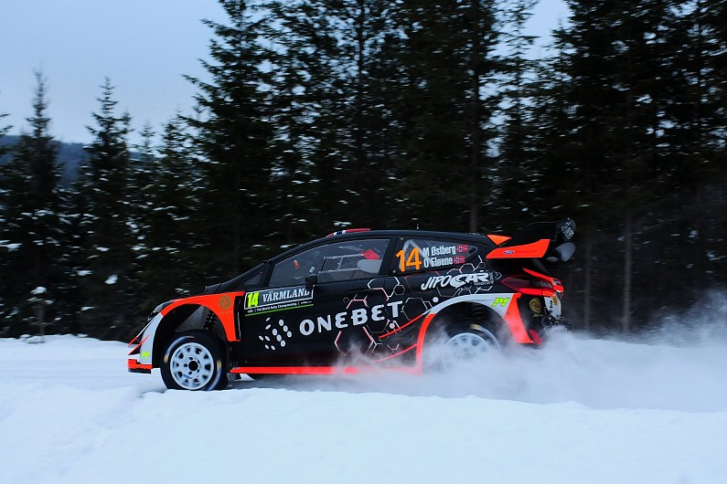 Ford privateer Mads Ostberg decides to skip WRC's Tour of Corsica