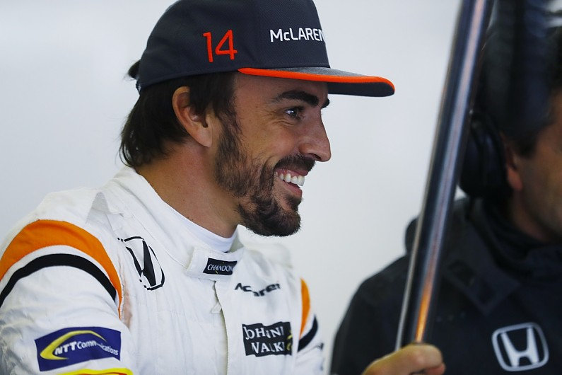 ff36b653d8 Fernando Alonso gets early Indy 500 test debut on May 3 - IndyCar -  Autosport