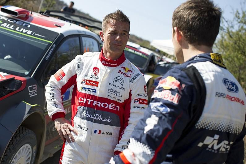 """[WRC] 勒布""""没有动力""""顶替米克在雪铁龙的空缺"""