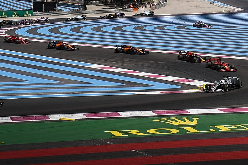 Get the best seats in the house for the 2020 F1 French GP
