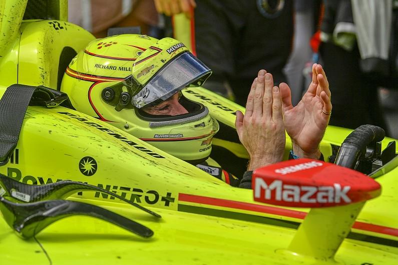 Penske denies Indianapolis 500 winner Pagenaud could lose
