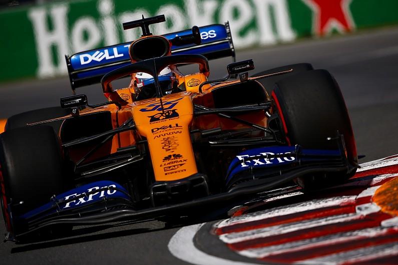 Sainz Mclaren Had One Of Its Best Fridays Of 2019 In Canada F1 Autosport