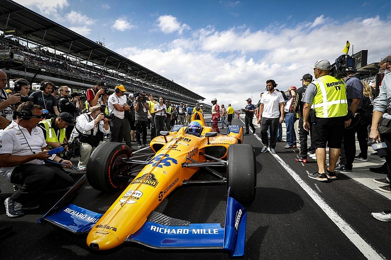 McLaren to enter IndyCar full-time in Arrow SPM partnership in 2020