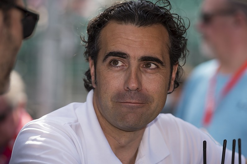 Four-time IndyCar champion Franchitti to make racing return at Goodwood