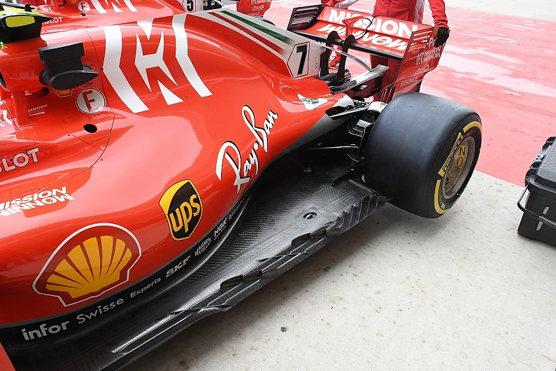 United States Grand Prix >> Ferrari Brings Major F1 Floor Upgrade To United States Grand Prix
