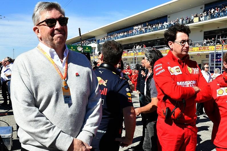 Ferrari drivers should admit errors like Hamilton - Ross Brawn
