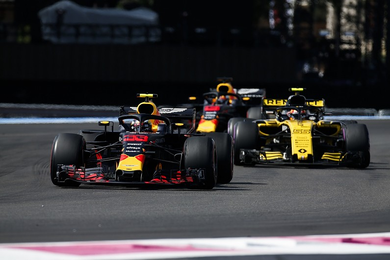 Renault can stop 'eccentric' F1 engine work when Red Bull goes - F1