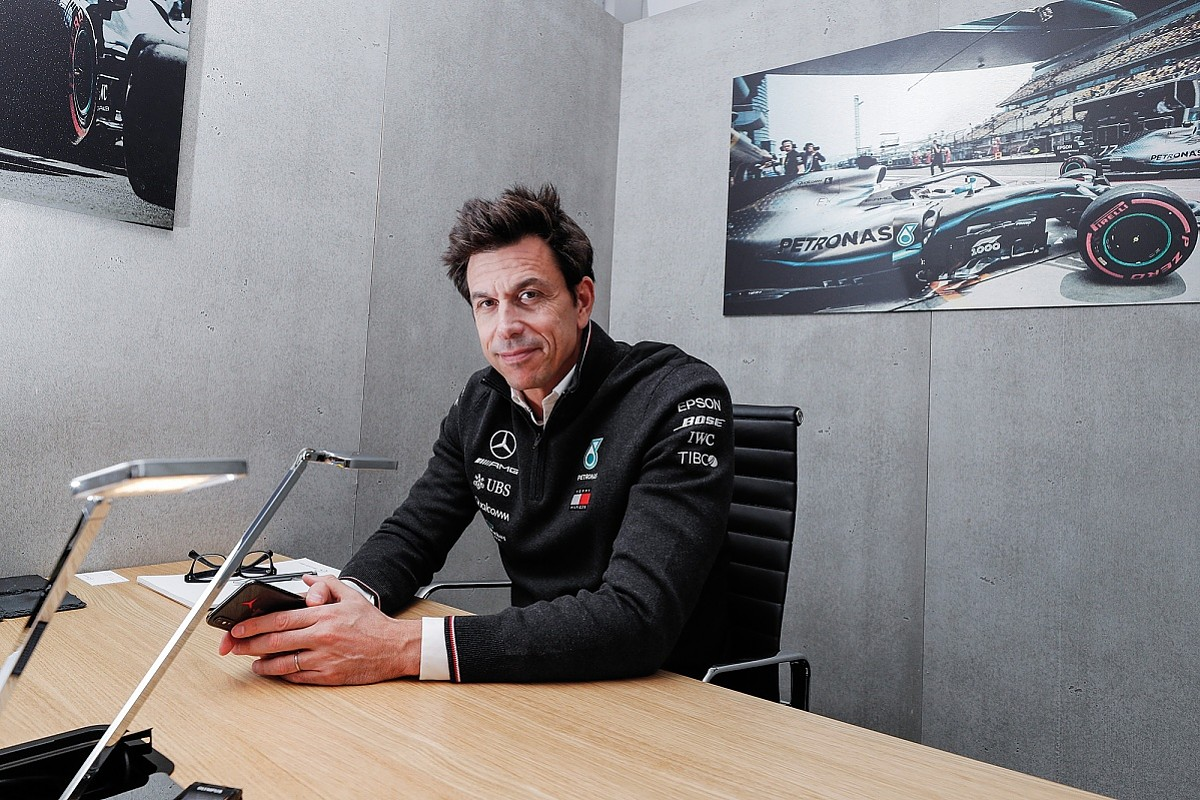 How Wolff transformed Mercedes - F1 - Autosport Plus