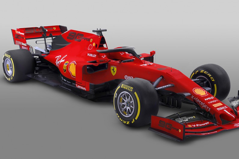 Ferrari reveals revised livery for Melbourne marking 90th birthday - F1 -  Autosport 4d6e2be9866d