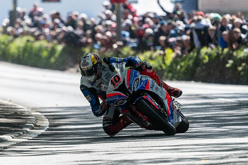 Peter Hickman: Smiths found problem that cost Isle of Man TT win