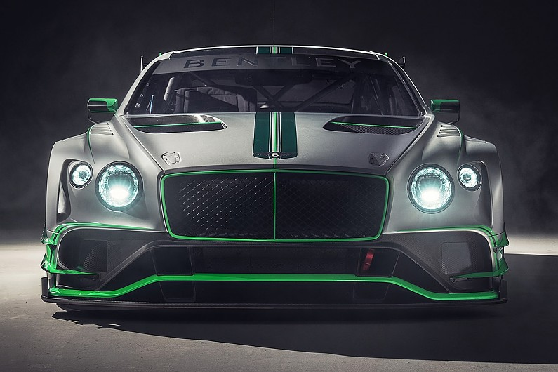 Bentley Reveals New Continental GT It Will Race In GT - Show me a bentley car