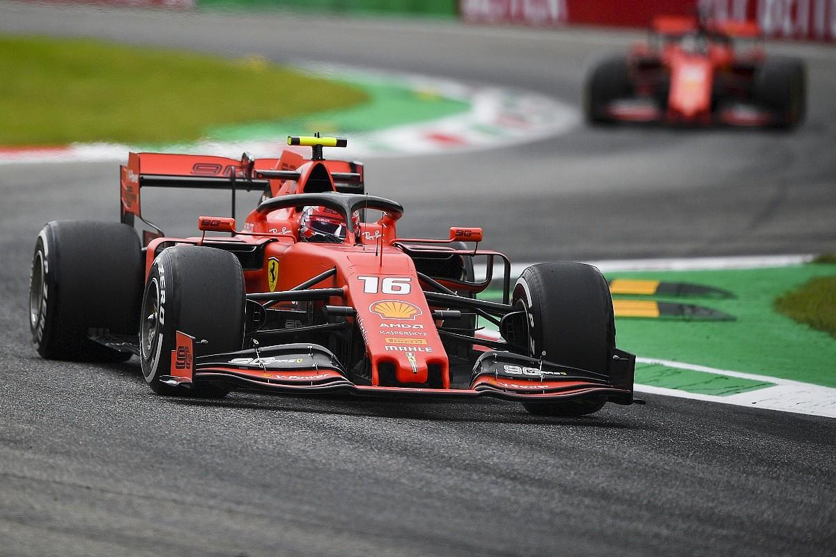 The seven-race streak in which Leclerc usurped Vettel - F1 - Autosport Plus