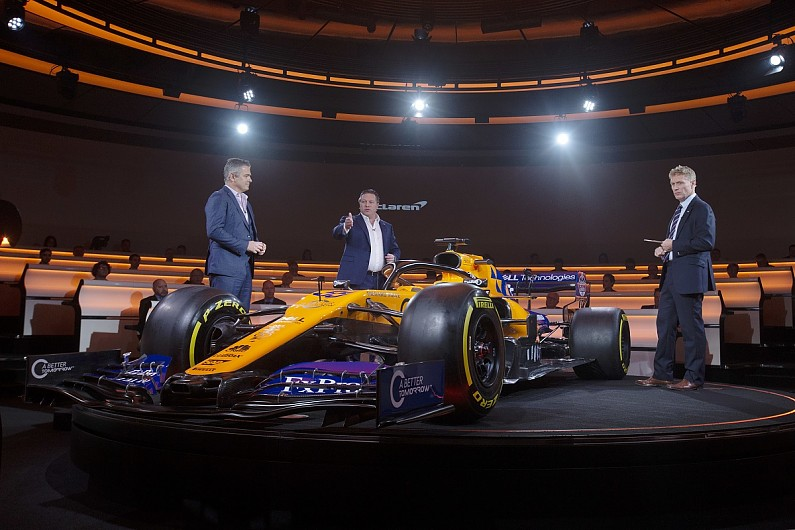 McLaren trusts  honest  Renault over Formula 1 engine progress - F1 -  Autosport ae661531728