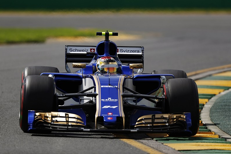 F1 Chinese GP: Sauber's Wehrlein to sit out second round of