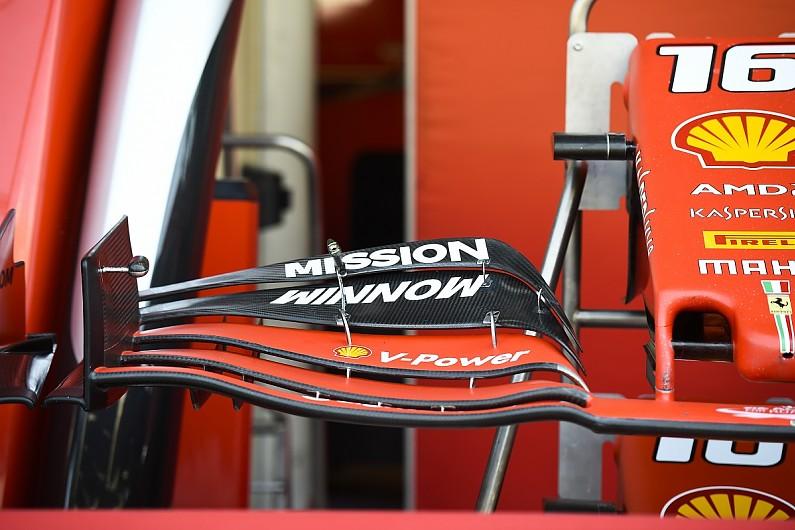F1 technical boss Symonds admits 2019 aero rules were a mistake