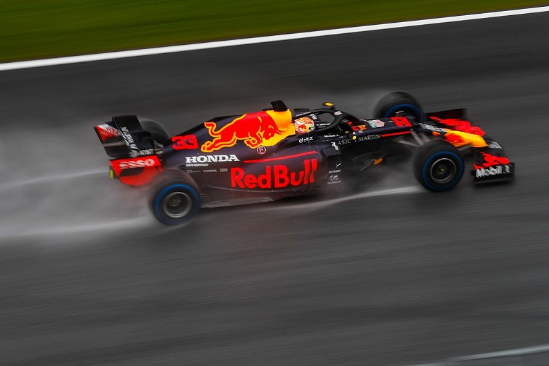 Vettel Pitting Contributed To Verstappen S Spin In F1 Styrian Gp Qualifying F1 Autosport