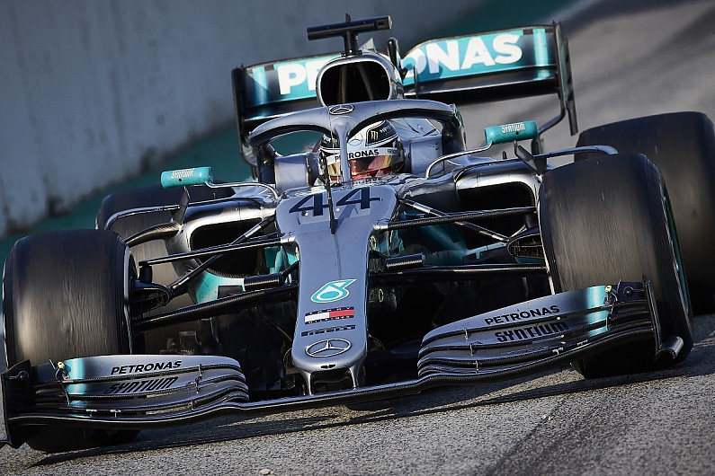 Video: The Mercedes mystery in 2019 Formula 1 testing - F1
