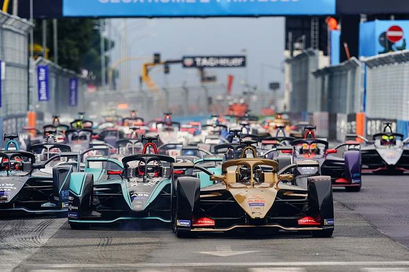 Formula E's ghost racing game launches for Paris E-Prix - Formula E