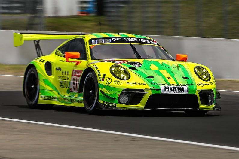 Porsche\u0027s runner,up excluded fortnight after Nurburgring 24