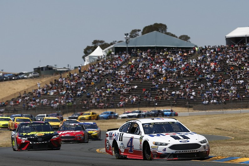 NASCAR to celebrate 50th Sonoma anniversary with race on full layout - NASCAR - ...