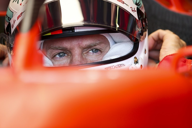Binotto: No doubt Vettel is fully committed to Ferrari and F1