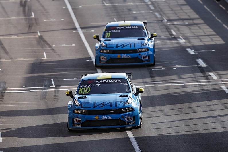 Bjork defends Macau team orders that hurt his WTCR title bid - autosport.com