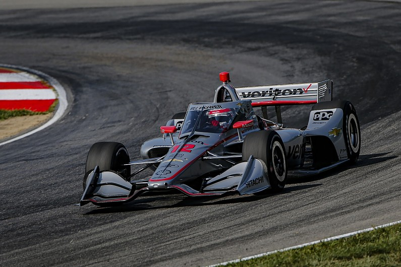 Mid-Ohio IndyCar: Power on pole for race one as points leader Dixon is 17th - Motor Informed